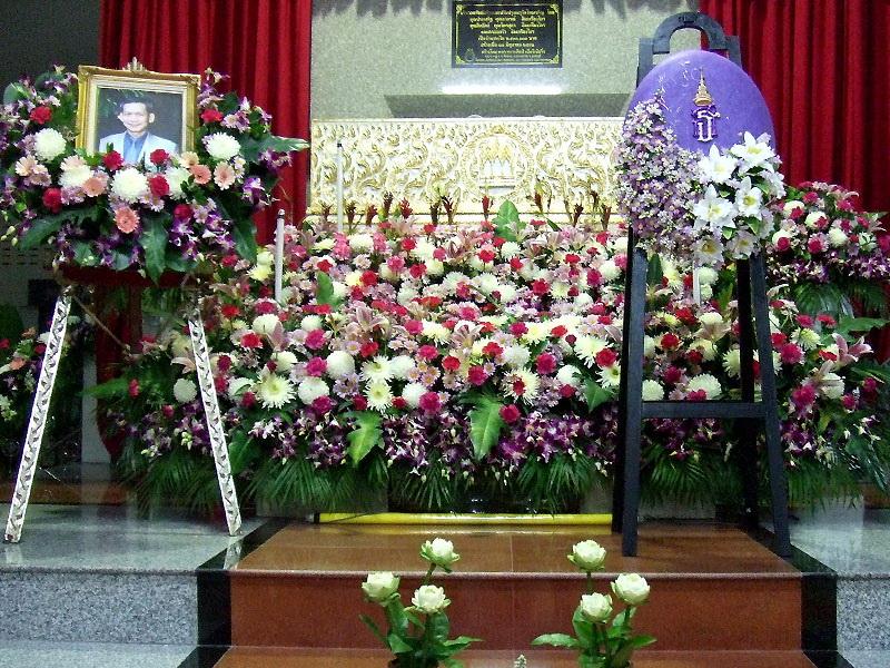 สุริยาหีบศพ ให้บริการหลังความตาย โลงศพ รถรับศพ ดอกไม้ ครบวงจร