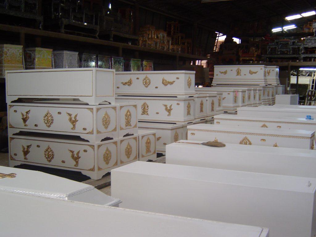 โลงศพของสุริยามีดีอย่างไรมาหาตำตอบกัน สุริยาหีบศพบริการขายโลงศพ